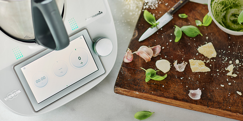 Thermomix - Digital Content