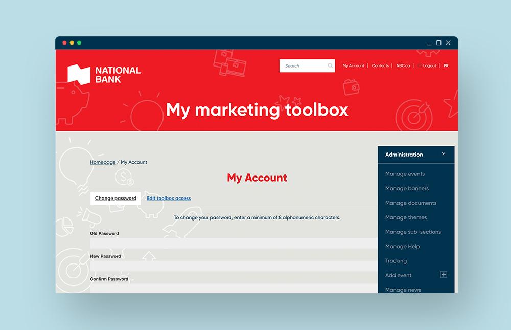 National Bank - Toolbox - Digital Content
